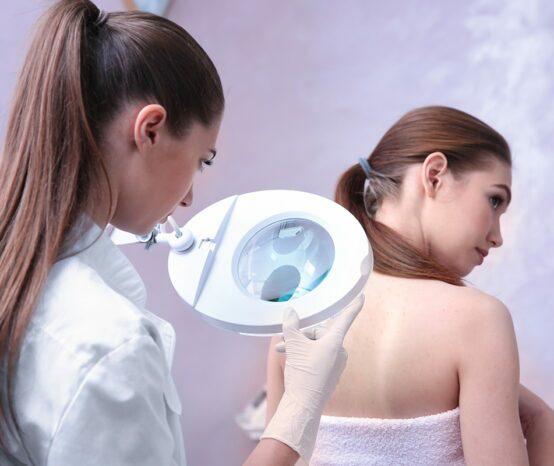 Para que serve o Dermatologista ?